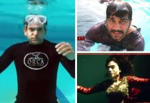 Bhoomi: Making Of Underwater Sequence