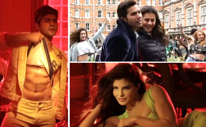 Catch the off screen fun of the 'Judwaa 2' cast in this BTS of 'Oonchi Hai Building 2.0'