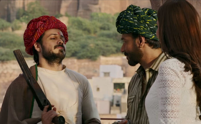 Chor Aavega From Baadshaho Featuring Ajay Devgn And Emraan Hashmi Is Simply 'Rustically Awesome'