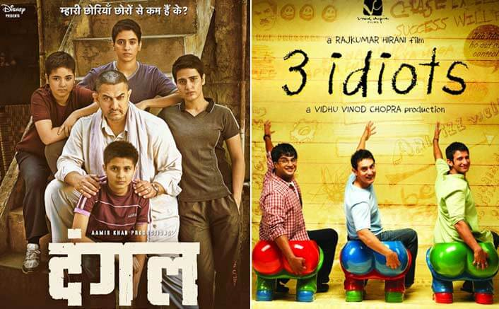 Dangal Beats 3 Idiots To Becomes Highest Grossing Indian Film At The Hong Kong Box Office