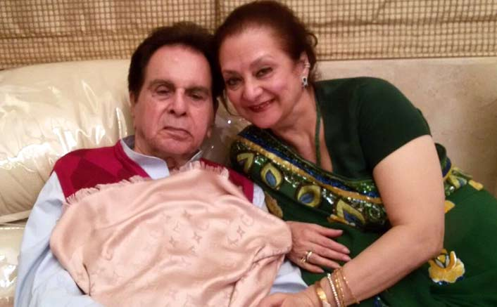 Dilip Kumar feeling vindicated, triumphant: Saira Banu