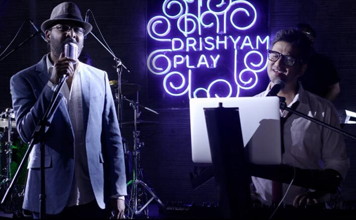 "Drishyam Films launches Drishyam Play with a soulful song ""Khidki"" composed by Amit Trivedi and sung by Mohan Kannan"