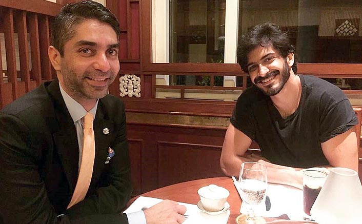 Harshvardhan Kapoor to essay Abhinav Bindra in biopic