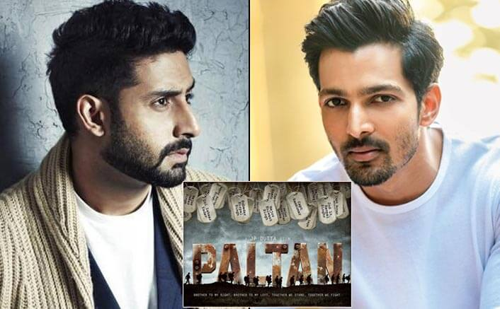 Harshvardhan Rane Replaces Abhishek Bachchan In JP Dutta's Paltan