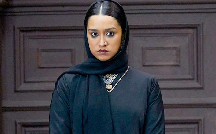 Haseena Parkar's grandkids feature in her biopic