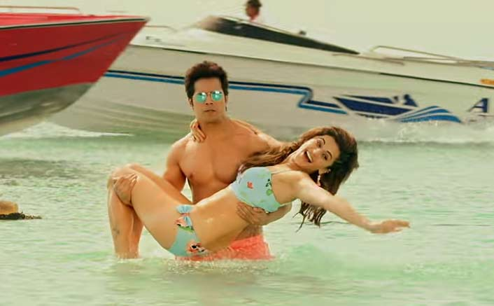 Here's the teaser to the peppy track 'Aa Toh Sahi' from 'Judwaa 2', song out tomorrow!