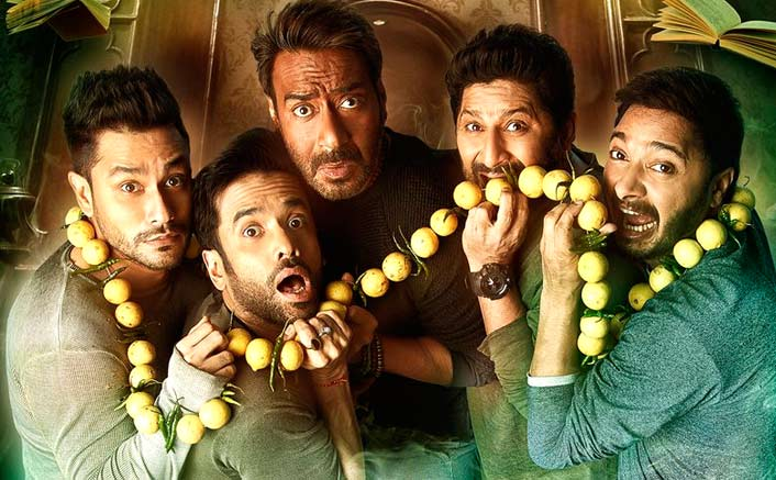 HOT RIGHT NOW!!! Here's The Tremendous First Look Of Golmaal Again