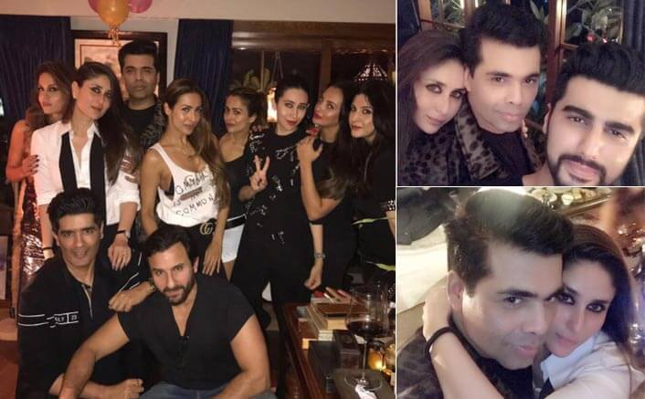 Inside Pictures Of Kareena Kapoor's Birthday Bash