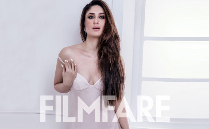 Kareena Kapoor Khan Is Back In Shape On The Cover Of Filmfare And She's Nailing It!