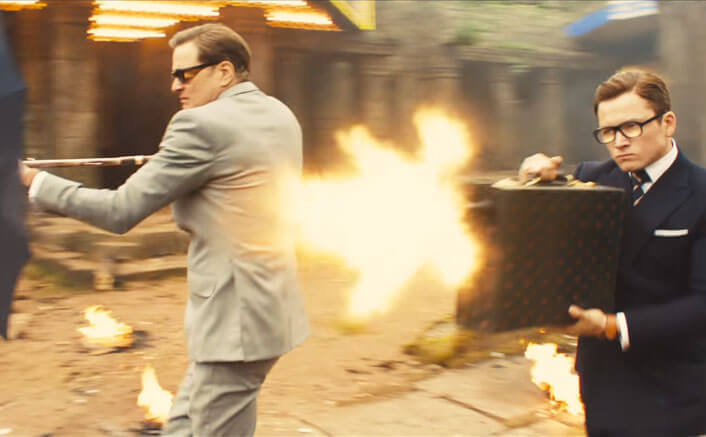 Kingsman: The Golden Circle's Trailer
