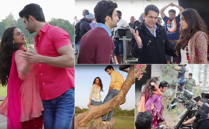 Sidhant Aditi Redefine Romance In The Making Of Lag Jaa Gale Song