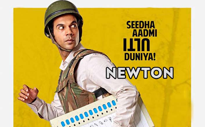 Rajkummar Rao's Newton out of the 2018 Oscars race