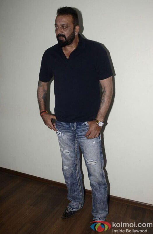 """I have nothing to hide and I have nothing to fear"" – Sanjay Dutt"