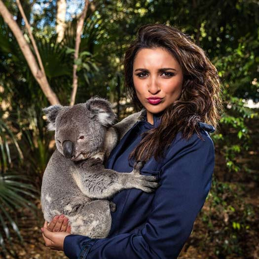 Parineeti Chopra Becomes The Brand Ambassador Of Tourism Australia And She's Giving Us Major Travel Goals !