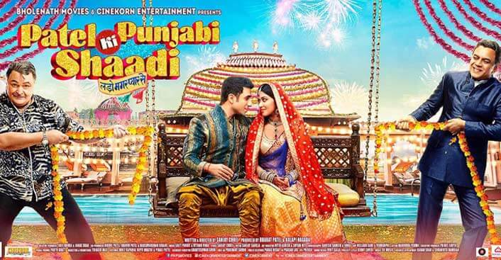 Patel Ki Punjabi Shaadi (2017) DVDRip Hindi Full Movie Watch Online Free