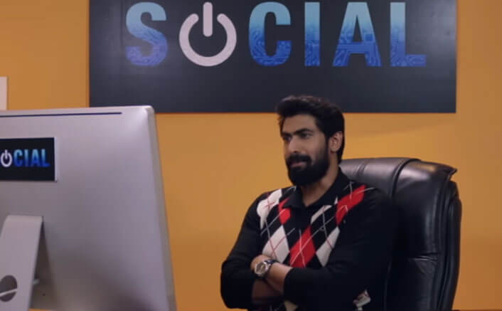 Rana Daggubati stars in a digital series Social
