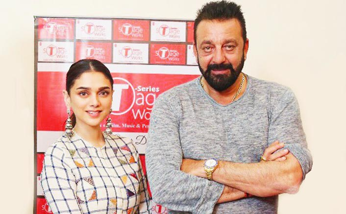 Sanjay Dutt plays both my mother, father: Aditi Rao