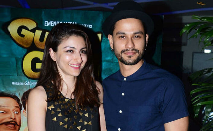 Soha Ali Khan & Kunal Kemmu Blessed With A Baby Girl