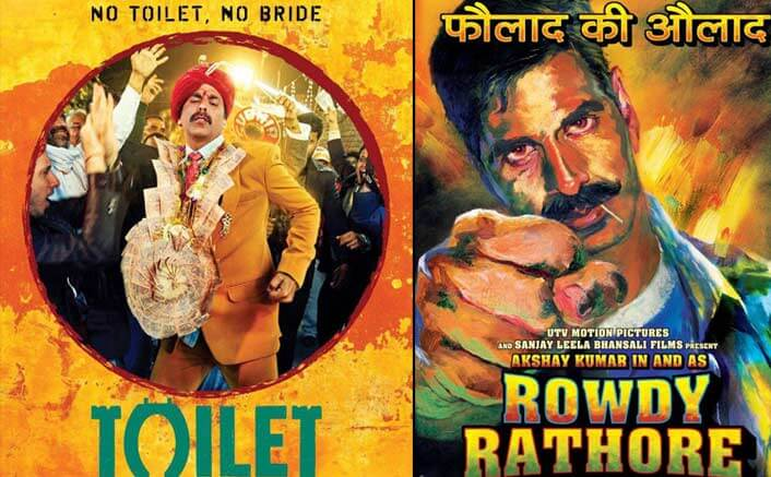 Toilet: Ek Prem Katha Finally Becomes Akshay Kumar Highest Grossing Films