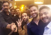 Trailer Launch Of Golmaal Again: Four Times The Fun, Masti And Entertainment