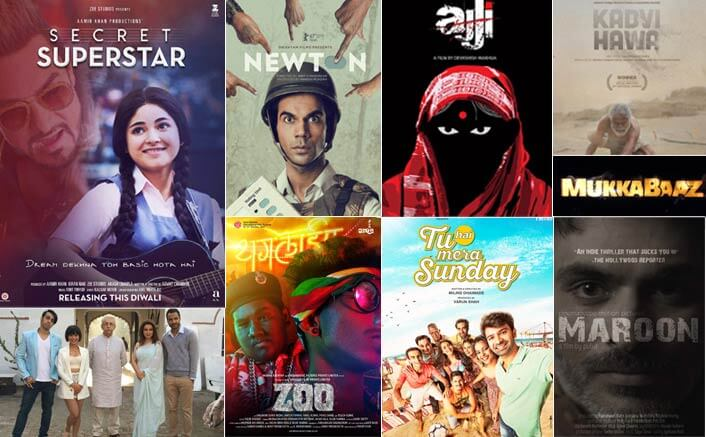 Upcoming awaited content driven short budget films of 2017