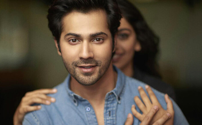 Varun Dhawan 'introduces' everyone to his leading lady from October