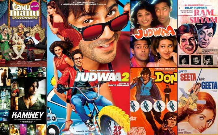 Varun Dhawan In Judwaa 2! These 6 Double Roles Will Always Be Our Favourite