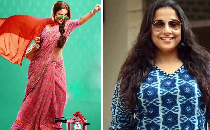 Vidya Balan's Tumhari Sulu Is Now Coming Early To The Theatres Near You!