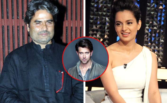 Vishal Bhardwaj on Kangana Ranaut and Hrithik Roshan controversy: I know for a fact that it was a tough time for her