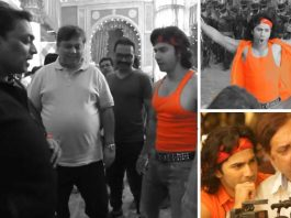 Watch David Dhawan's Hardwork For The Ganpati Song In This BTS Video Of Judwaa 2