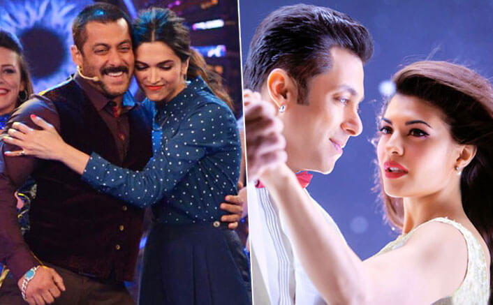 Will it be Deepika Padukone and not Jacqueline Fernandez to be paired opposite Salman Khan in Kick 2?