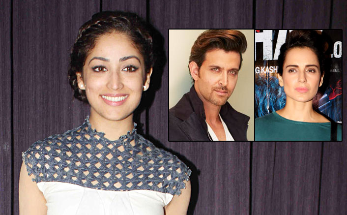 After Farhan Akhtar Yami Gautam Puts Her Opinion On Kangana-Hrithik Spat