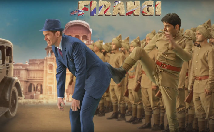Catch The Funny Motion Poster Of Kapil Sharma's Firanigi