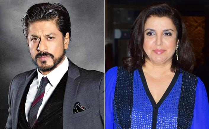 SRK my most handsome friend: Farah Khan