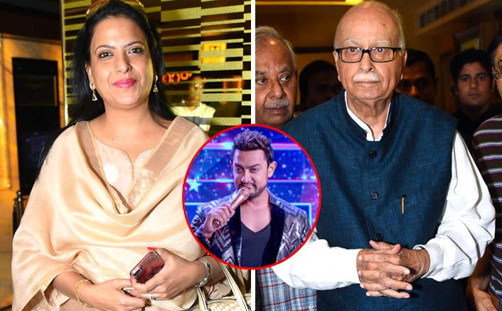 Aamir Khan hosted a special screening of Secret Superstar for LK Advani!