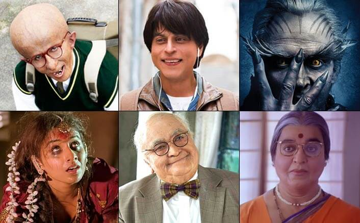 These Actors Stunned Us With Their Unusual Look