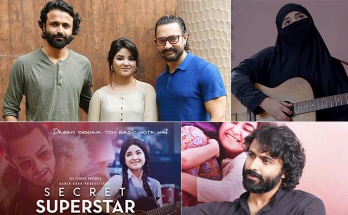 Advait Chandan to throw a success party for his directorial debut Secret Superstar