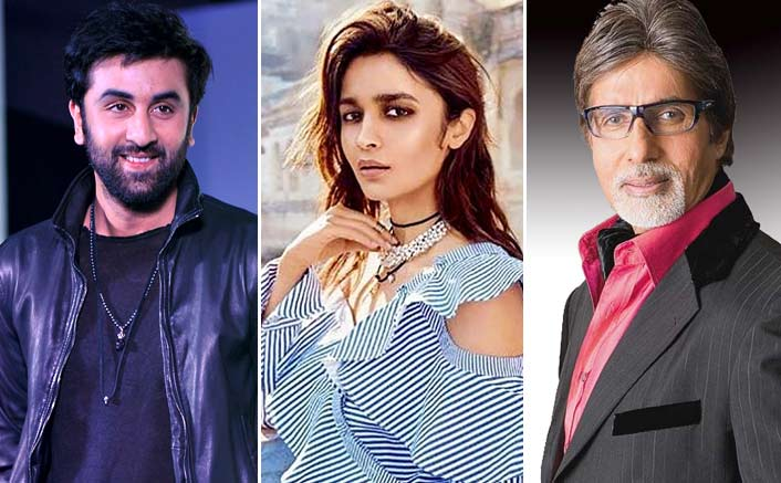 Big B, Ranbir Kapoor & Alia Bhatt Starrer To Have A Big Budget?