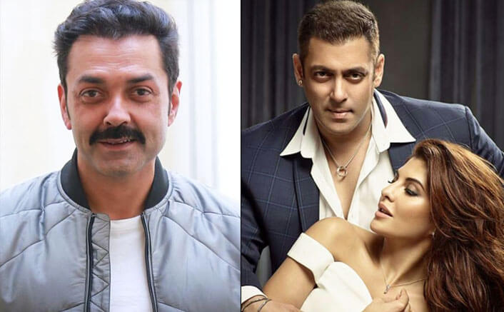 Bobby Deol Joins Salman Khan & Jacqueline Fernandez For Race 3