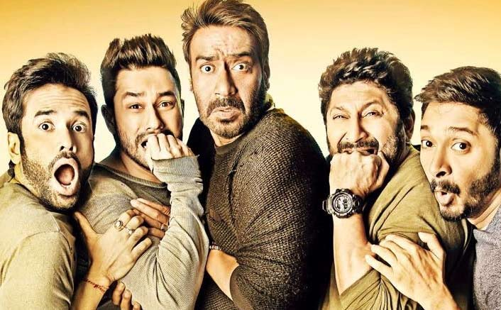 Box Office - Golmaal Again continues to make most of the open week, sprints towards 200 crore mark | Oct 31