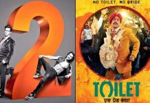 Box Office - Judwaa 2 goes past Toilet - Ek Prem Katha
