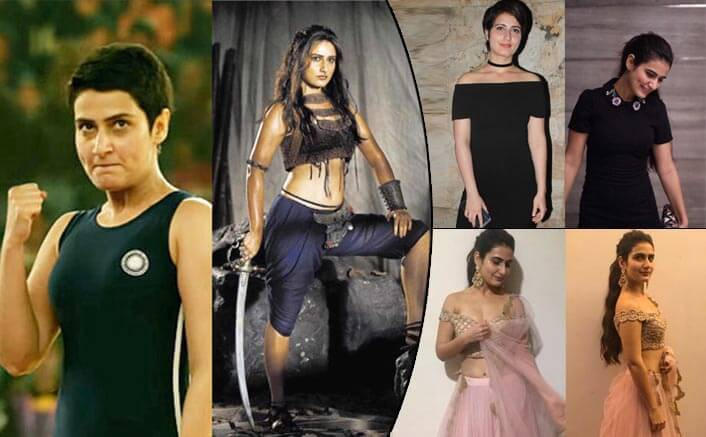 Dangal girl - Fatima Sana Shaikh's 360 Degree transformation will leave you surprised