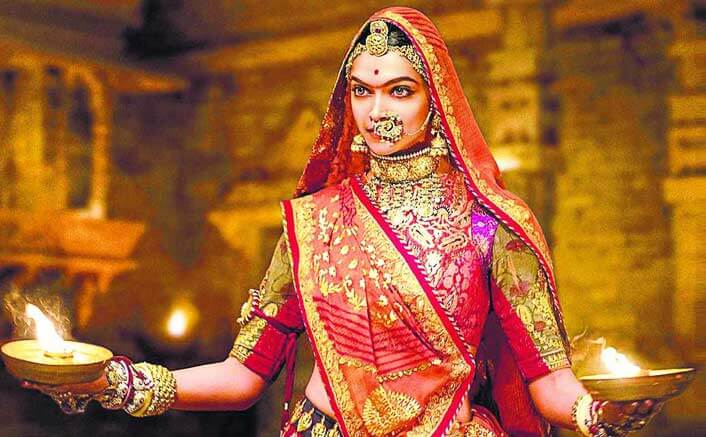 Deepika Padukone on shooting Ghoomar: It was almost as if Padmavati's soul had entered my body