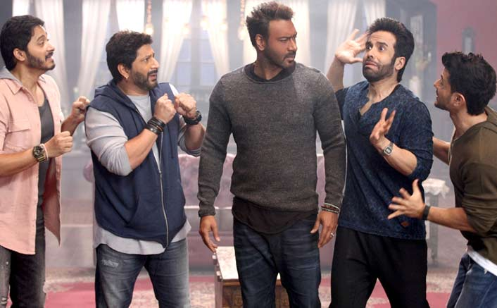 Golmaal Again Worldwide