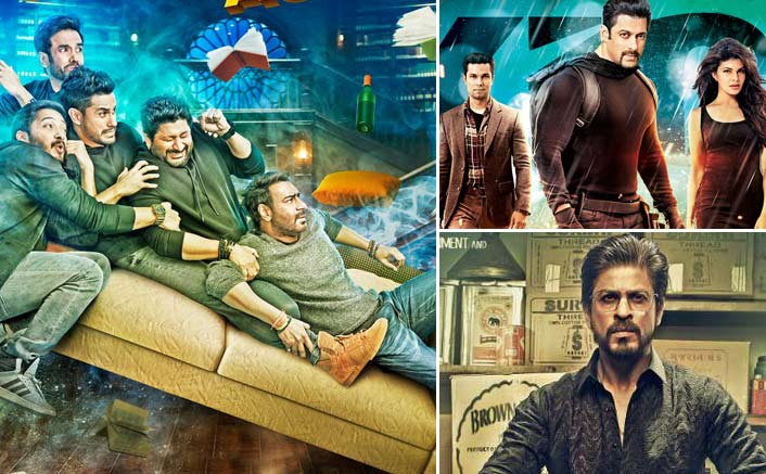 Golmaal Again Beats Movies Like Kick & Raees To Enter The 100 Crore Club