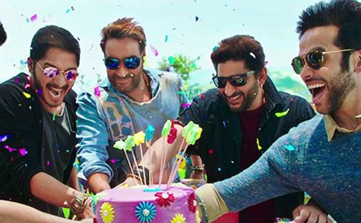Golmaal Again Crores The 250 Crore Mark At The Worldwide Box Office
