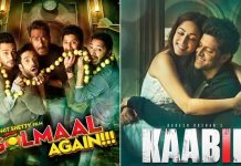 Golmaal Again Enters Top 3 In The List Of 2017's Highest Weekend Grossers