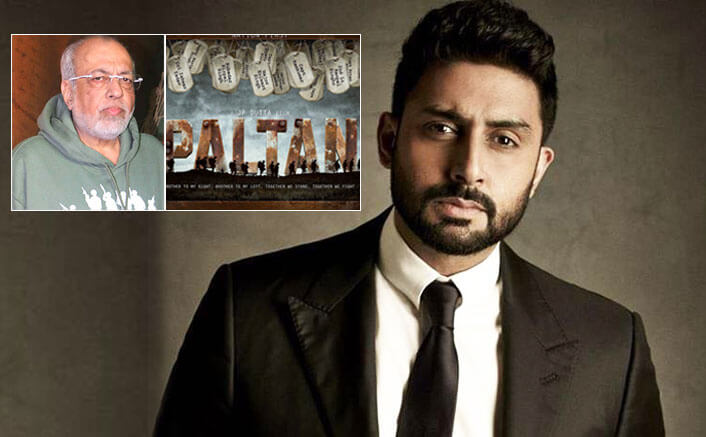 Here's Why Abhishek Bachchan Opted Out Of JP Dutta's Paltan