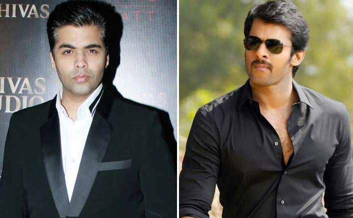 Karan Johar Drops The Plan To Launch Prabhas In Bollywood? Read to Know More