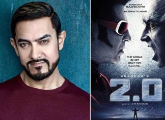 Did you know? Aamir Khan Rejected Rajnikanth's Role In Shanker's Film 2.0